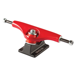 "8.0"" SHADOW DLX TRUCK (1pc) - RED"